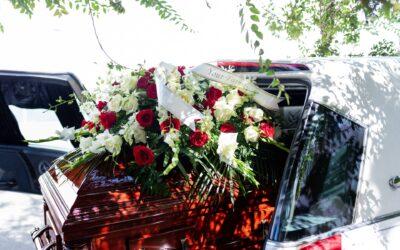 Hvad betyder en bedemand for begravelsen?