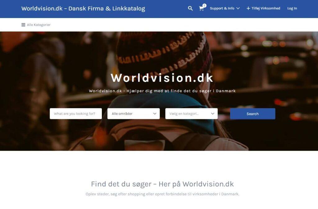 Worldvision.dk