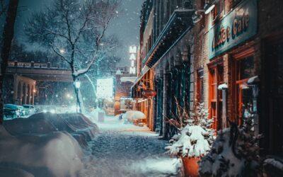Er du klar når vinteren står for døren?