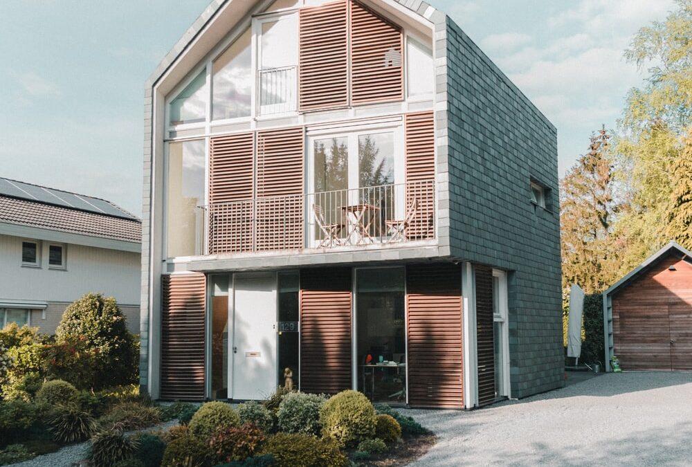 Drømmer du om et arkitekttegnet hus?